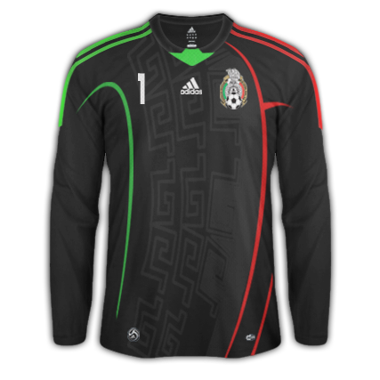 Adidas Mexico Replica Portero